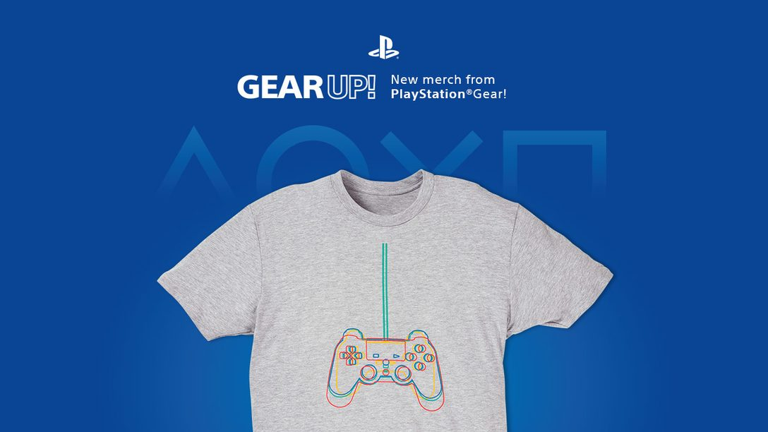 New Online PlayStation Gear Store Launches Today