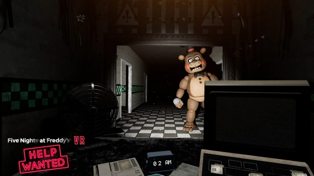 Frightful First Impressions for Five Nights At Freddy's VR: Helped Wanted