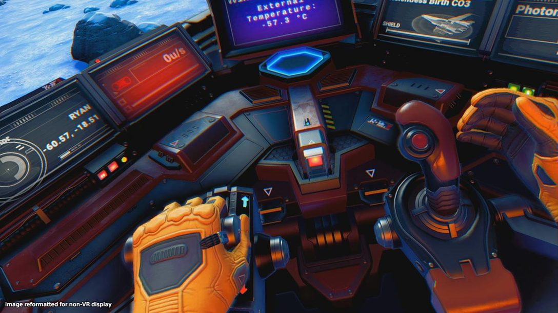 Here's How No Man's Sky Works in PlayStation VR
