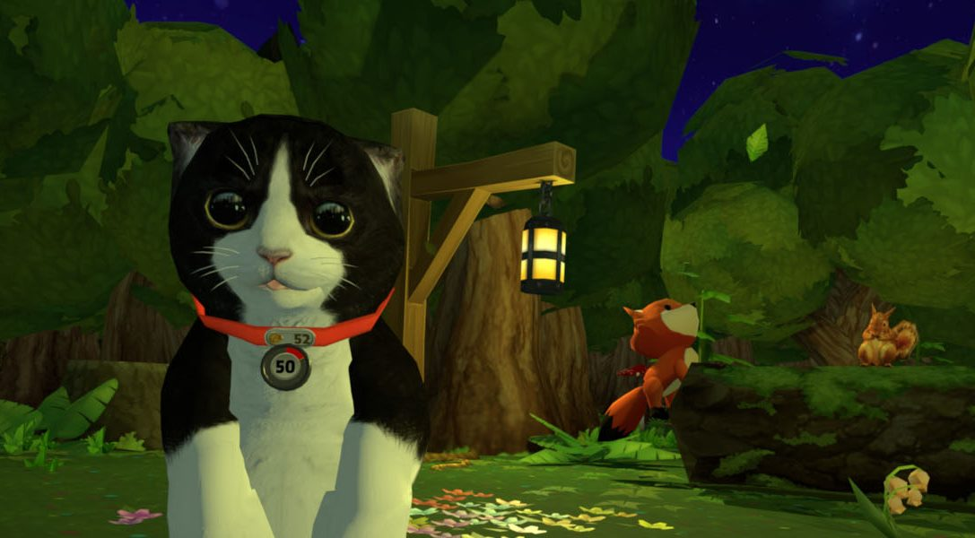 PS VR pet sim Konrad the Kitten gets major new update tomorrow