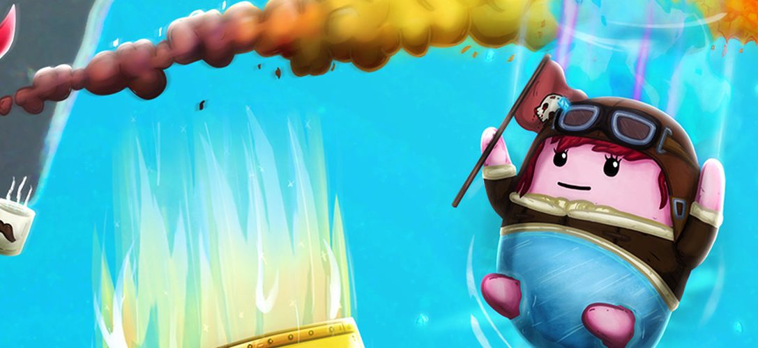 Grab your lucky underpants and butt-slam into Brief Battles, out 7th May on PS4