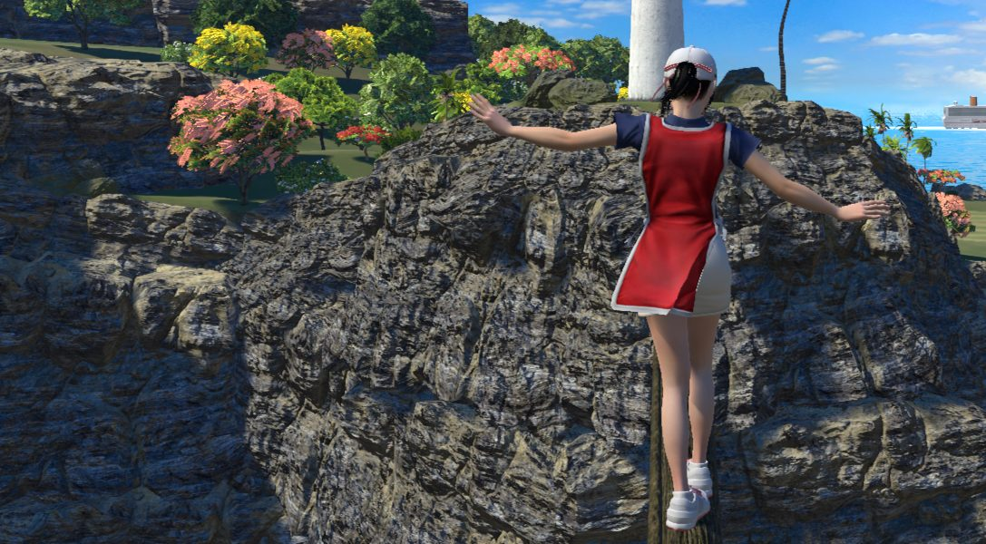 Everybody's Golf VR's tees off on 22nd May