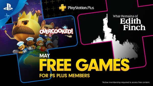 PlayStation Plus Free Games for May: What Remains of Edith Finch, Overcooked