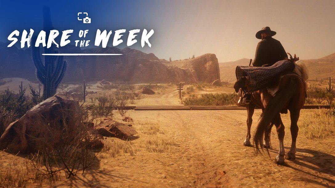 Share of the Week: Red Dead Online