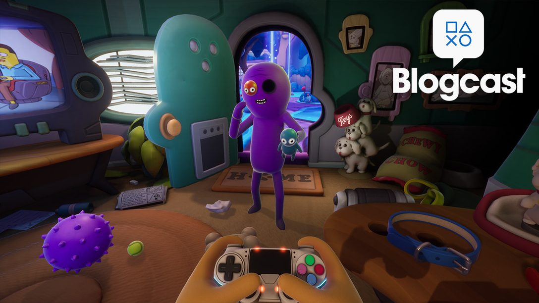 PlayStation Blogcast 332: Trover Saves the Podcast