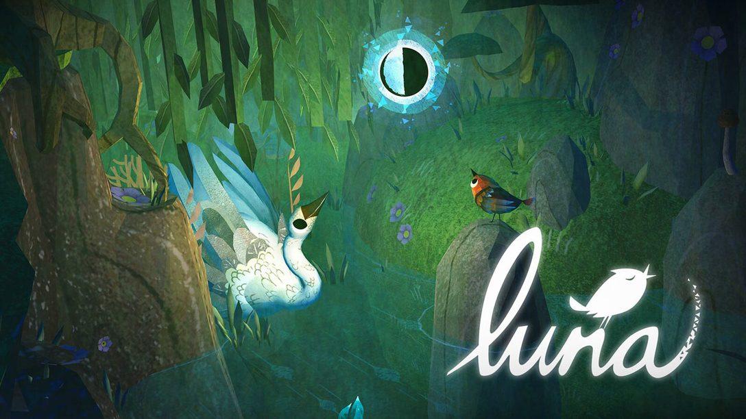 Luna Lands on PS4 & PS VR June 18