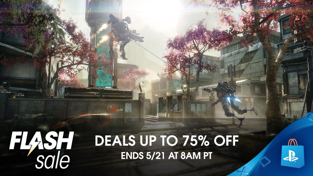 Flash Sale: Up To 75% Off Binge-worthy Games