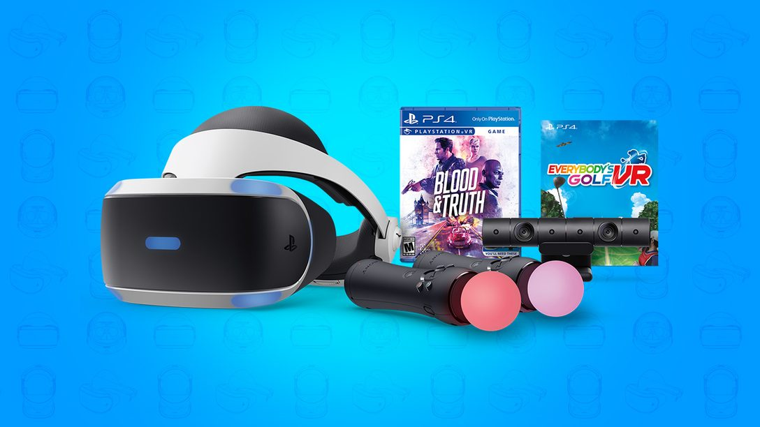 2 New PlayStation VR Bundles Hit Shelves Later This Month