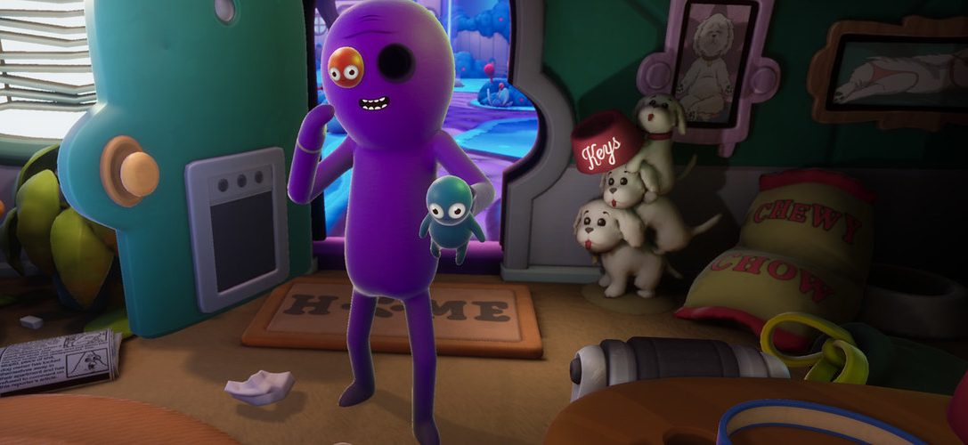 Justin Roiland's wild PS VR platformer Trover Saves The Universe is getting post-launch DLC