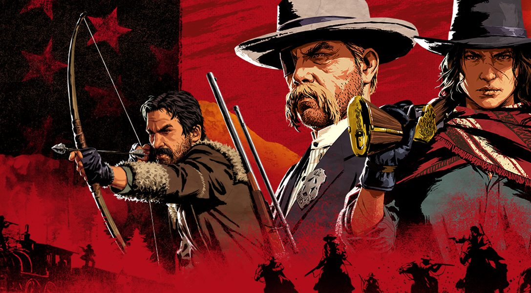 Red Dead Online: new early access content for PS4 players is out now