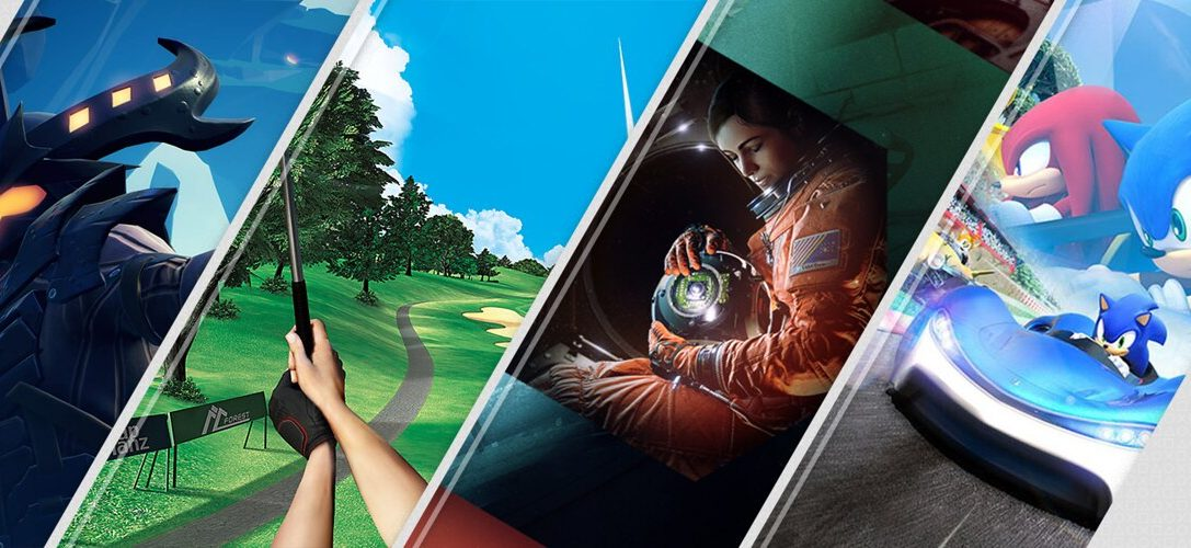 New on PlayStation Store this week: Everybody's Golf VR, Dauntless, Team Sonic Racing, more
