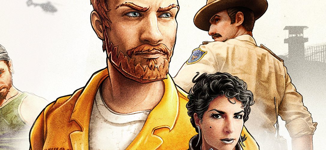 Expert tips for surviving jail-break adventure American Fugitive, out tomorrow on PS4
