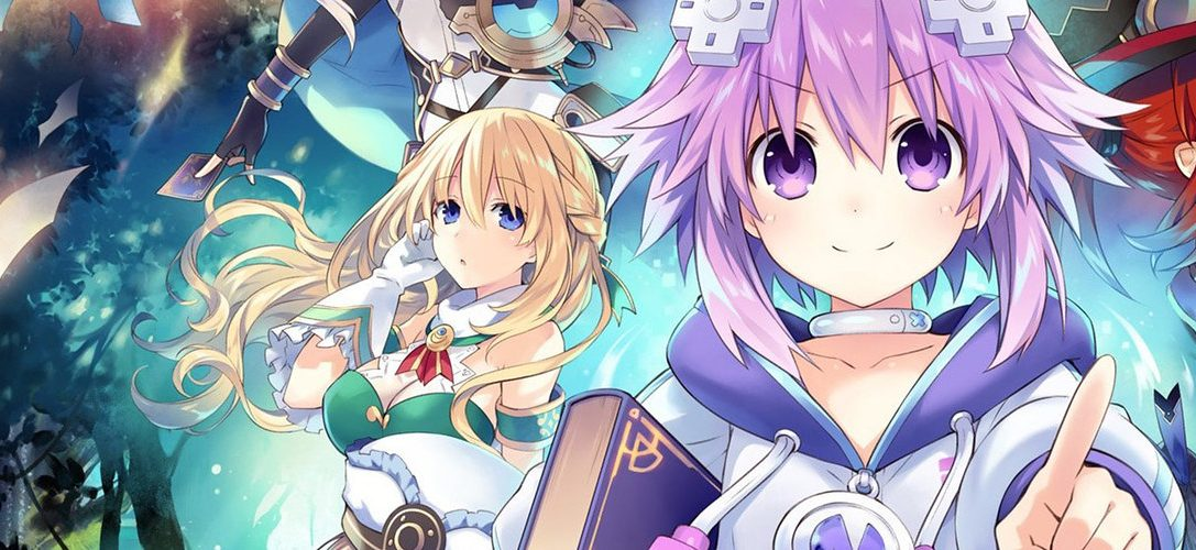 Creating the striking 2D art and animations of Super Neptunia RPG, coming soon to PS4