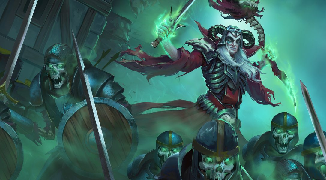 Control an army from beyond the grave in action strategy hybrid Undead Horde, out on PS4 today