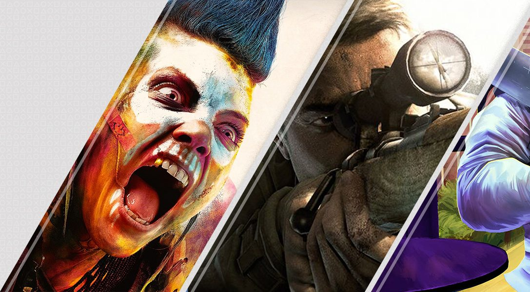 New on PlayStation Store this week: Rage 2, Sniper Elite V2 Remastered, A Plague Tale: Innocence, more