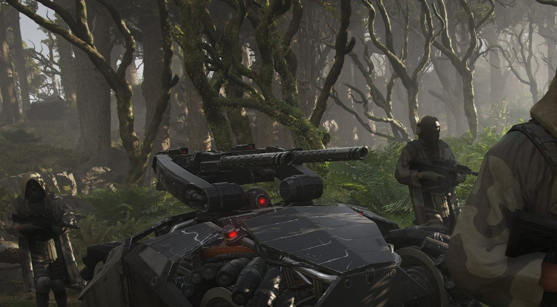 10 things you need to know about upcoming PS4 shooter Ghost Recon Breakpoint