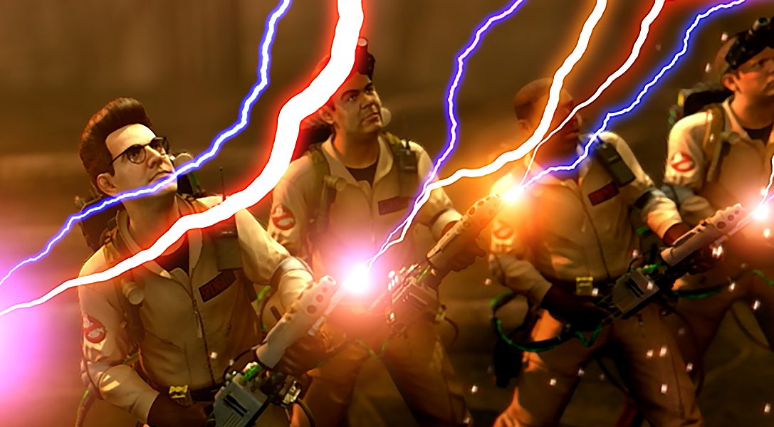 Ghostbusters: The Video Game Remastered is coming to PS4 later this year