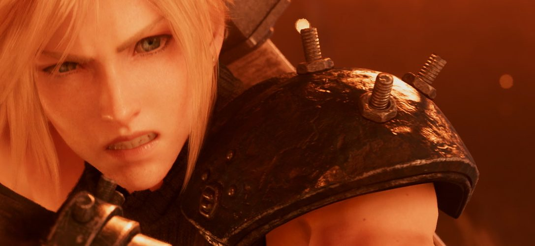 A new look at Final Fantasy VII Remake on PS4