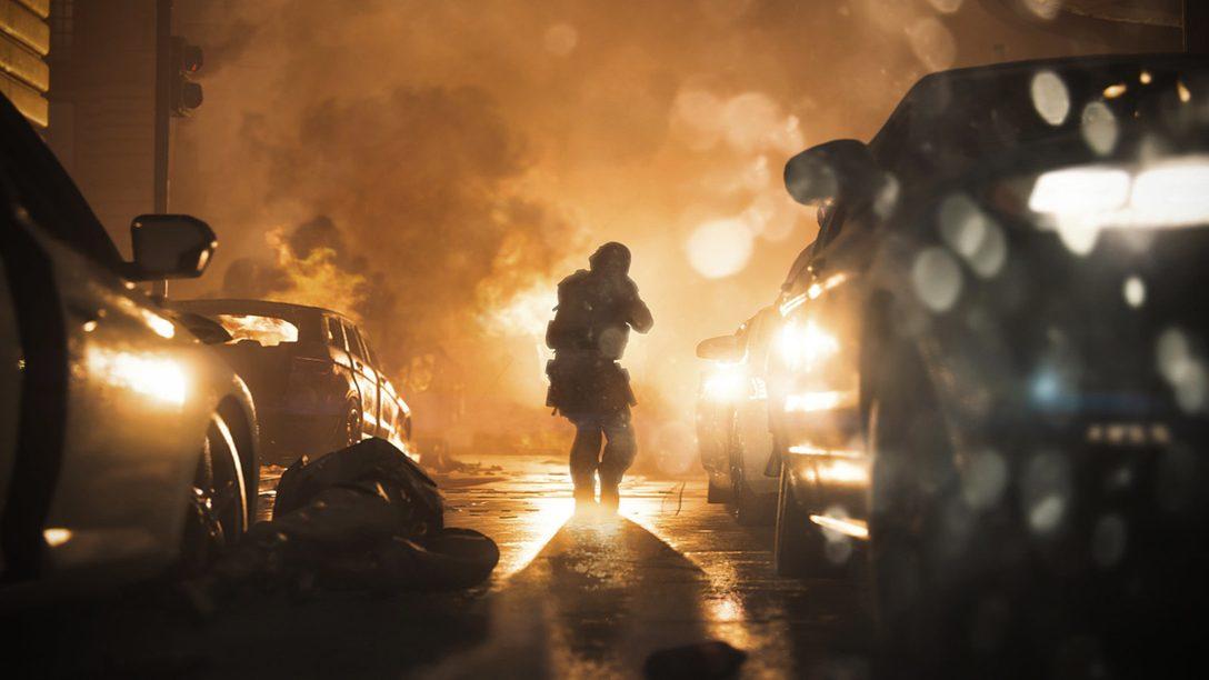 Infinity Ward Talks Call of Duty: Modern Warfare