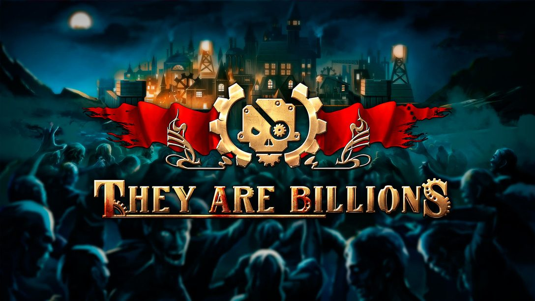 They Are Billions Invades PS4 This July