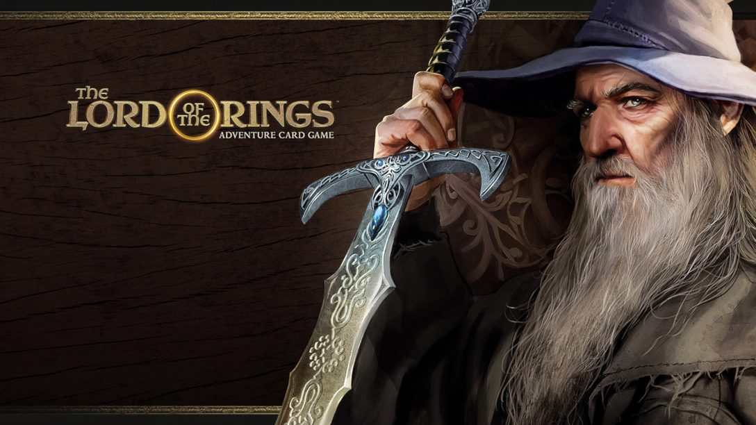 The Lord of the Rings: Adventure Card Game Hits PS4 August 8
