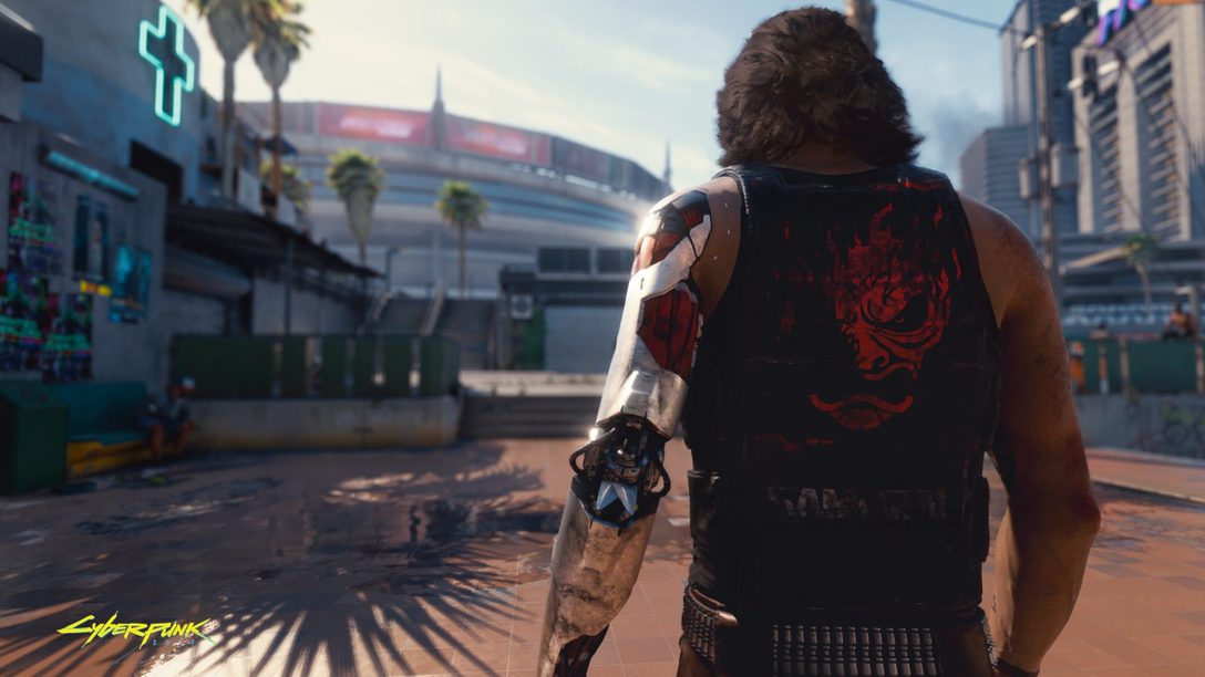 Cyberpunk 2077 Empowers Players With Cybernetic Freedom
