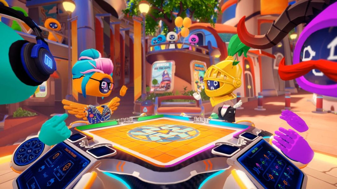 Mini-Mech Mayhem Launches Tomorrow for PS VR