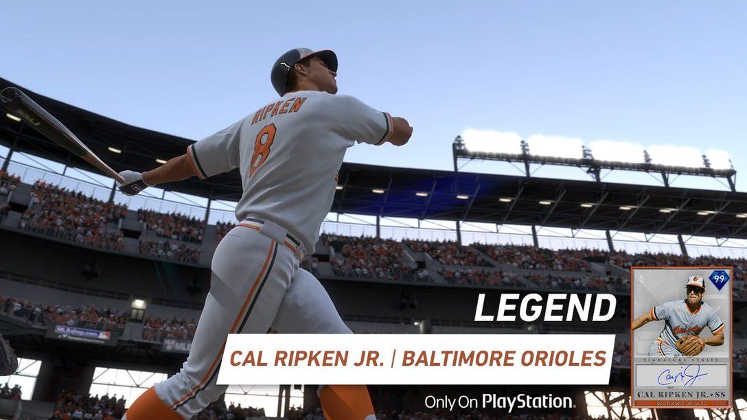 MLB The Show 19 Adds Legend Cal Ripken Jr. as a Diamond Boss