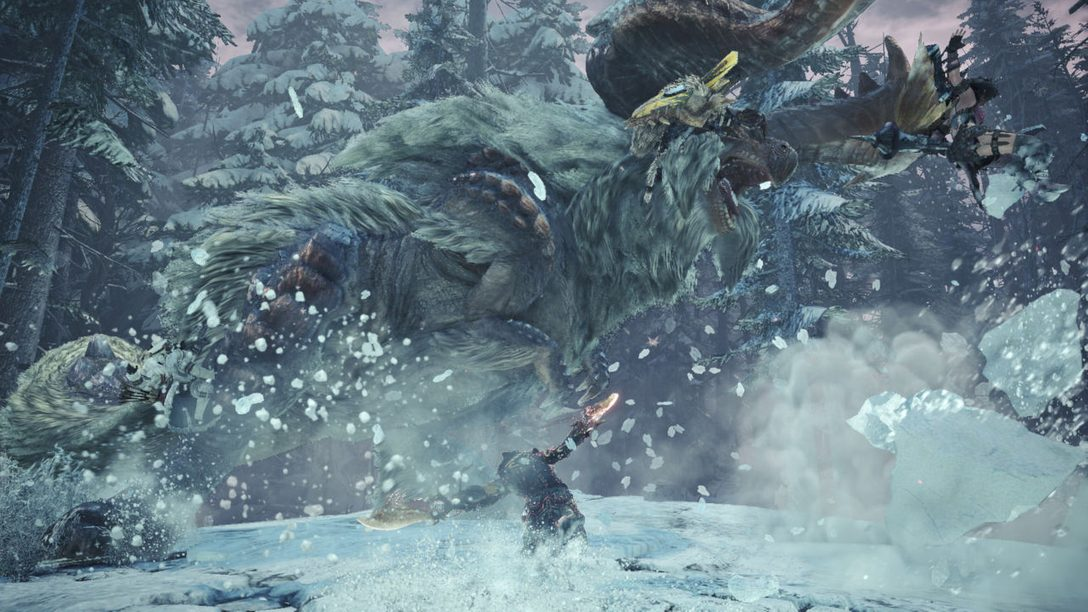 8 Cool Things You Can Do in the Monster Hunter World: Iceborne Beta for PS4