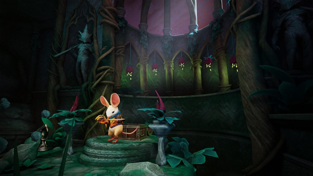 Moss Adds New Twilight Garden Update, Out Today on PS VR
