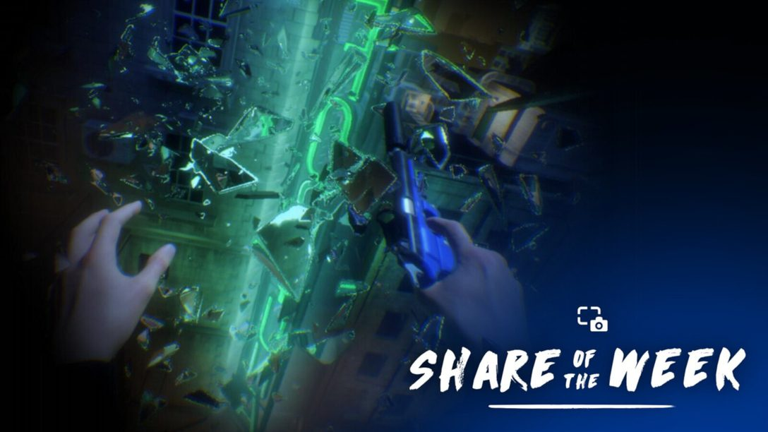 Share of the Week – PS VR