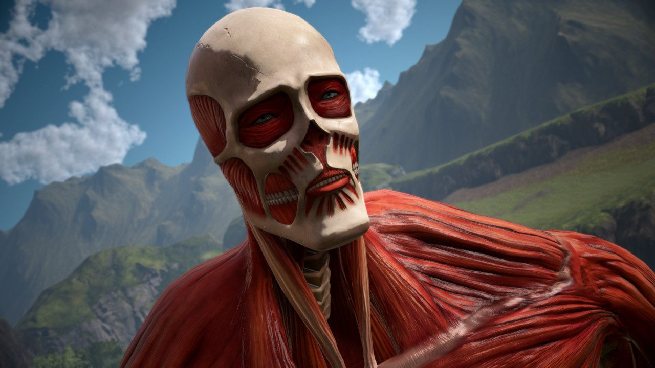 Attack on Titan 2 new trailer reveals multiplayer game-play