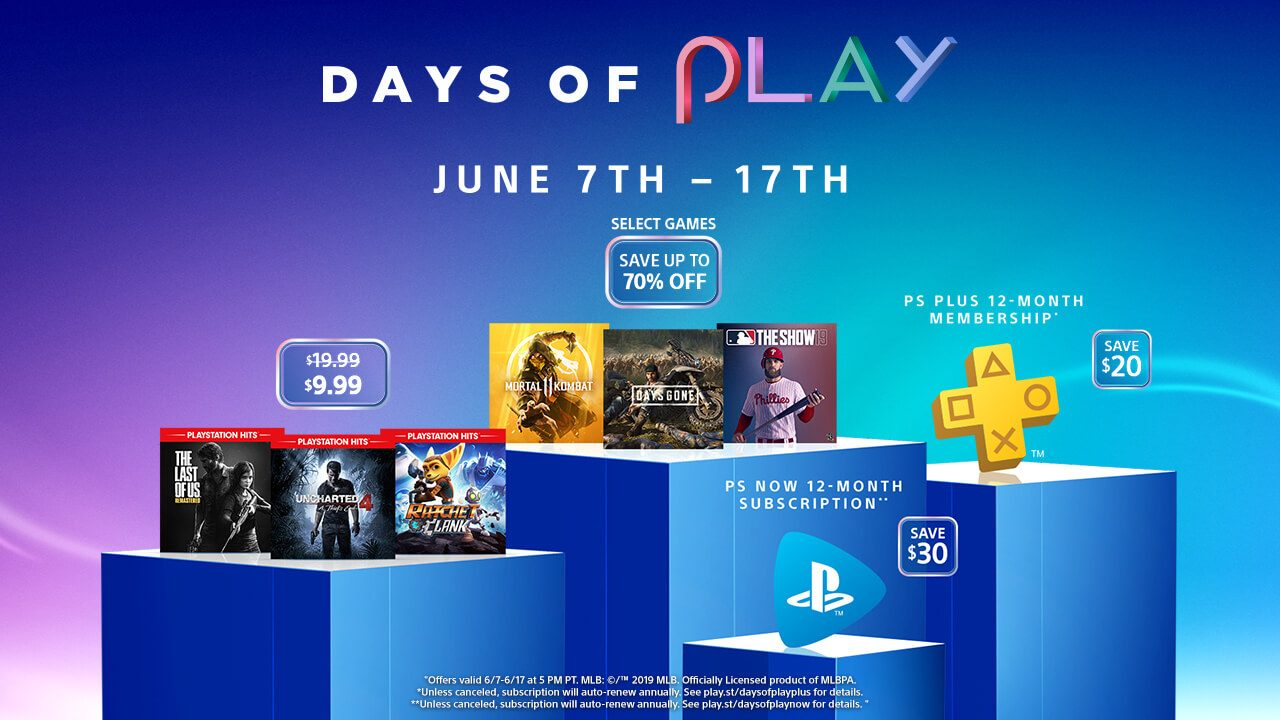 Days Of Play Deals Hit Playstation Store Playstation Blog