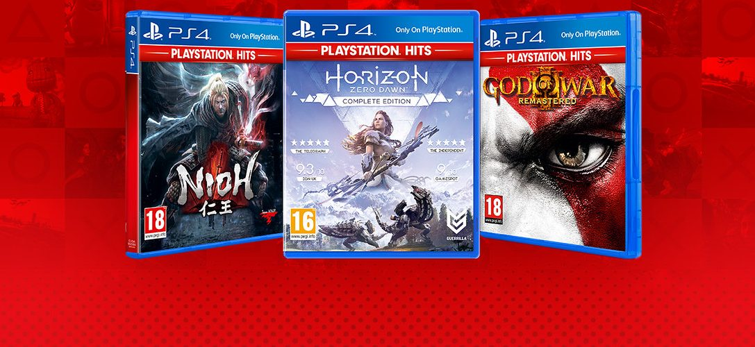 Introducing new additions to the PlayStation Hits line-up