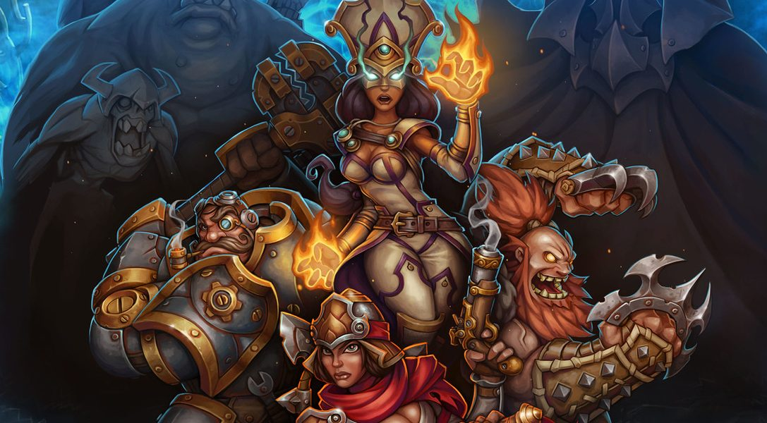 Fan-favourite dungeon crawler Torchlight II is coming to PS4 this September