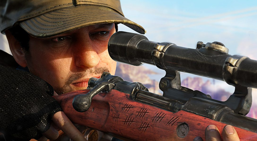 Sniper Elite VR announced for PS VR, see the game in action in debut trailer