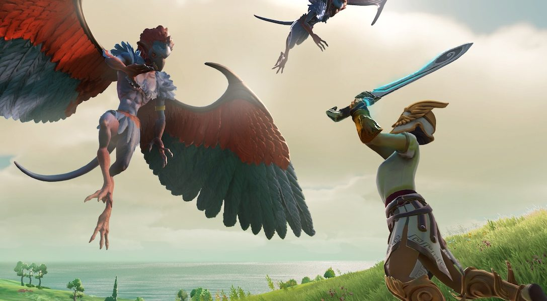 Gods & Monsters is a new open world adventure from the Assassin's Creed Odyssey team, out on PS4 next year