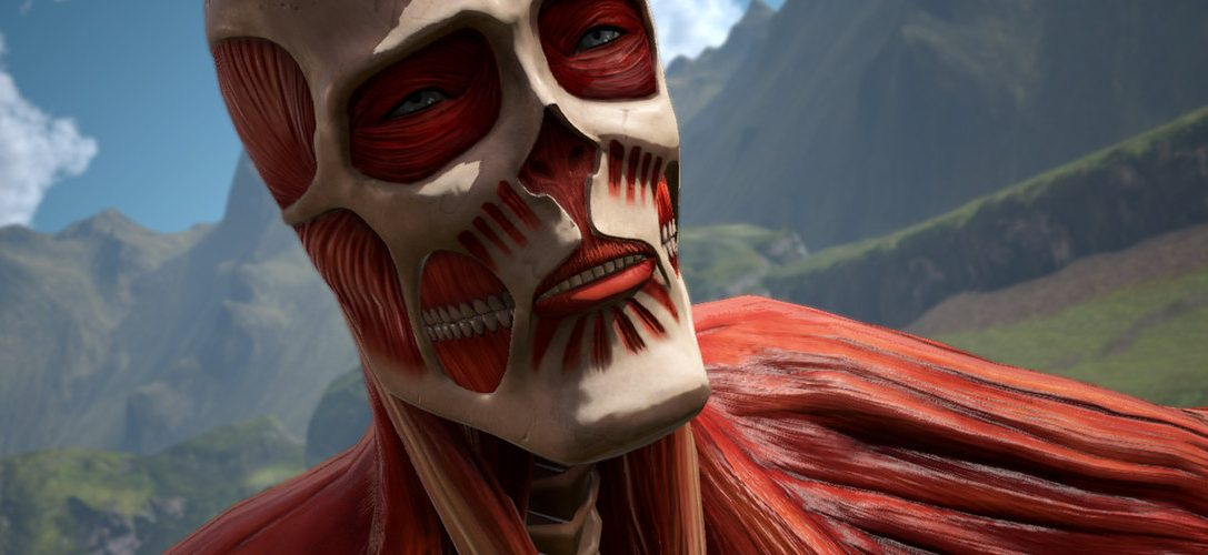 Get your first look at Attack on Titan 2: Final Battle's colossal new hero, the Armin Titan