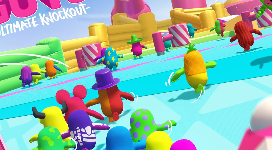 Takeshi's Castle-inspired romp Fall Guys bounces and bumbles onto PS4 next year