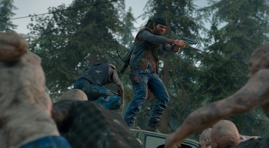 Days Gone's new DLC challenges you to survive an endless Freaker horde