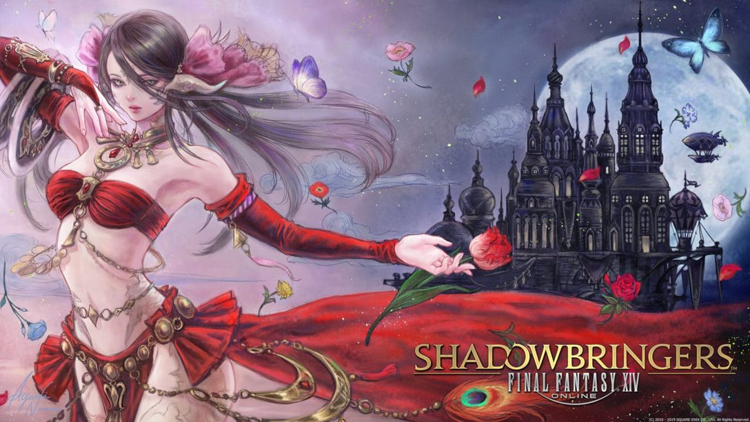 Celebrate the Launch of Final Fantasy XIV: Shadowbringers with Art, Wallpapers