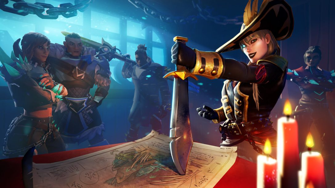 """Dauntless """"Fortune & Glory"""" Free Update Launches July 16"""