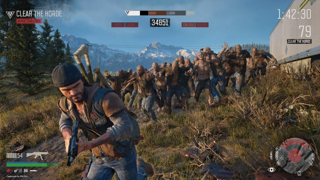 Days Gone: New Challenge Live Today, Tips to Top the Leaderboard