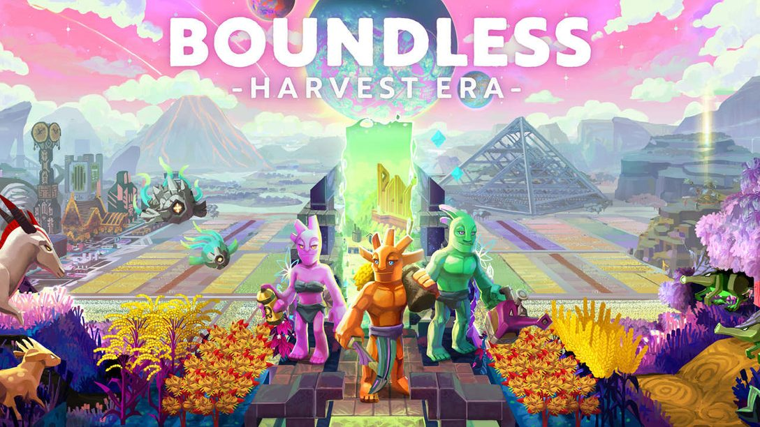 Farming Comes to World-Building Adventure Boundless Today