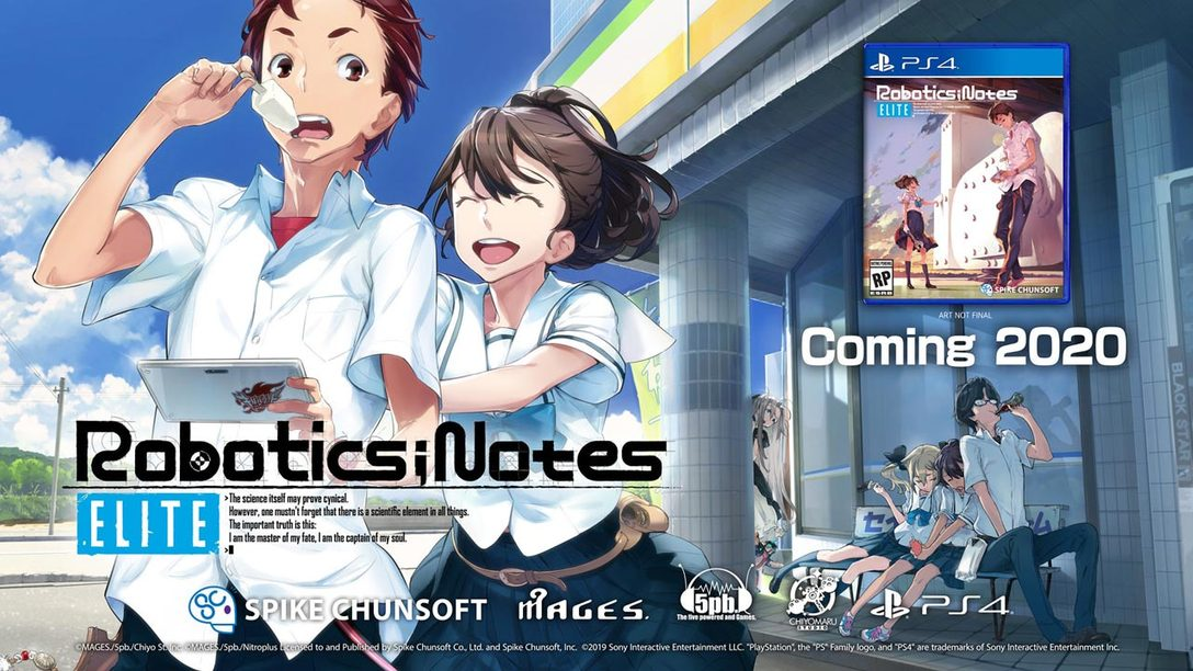 Three New Spike Chunsoft Titles Announced at Anime Expo 2019