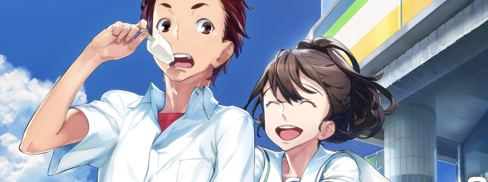 Get your first look at three new Spike Chunsoft titles announced at Anime Expo 2019