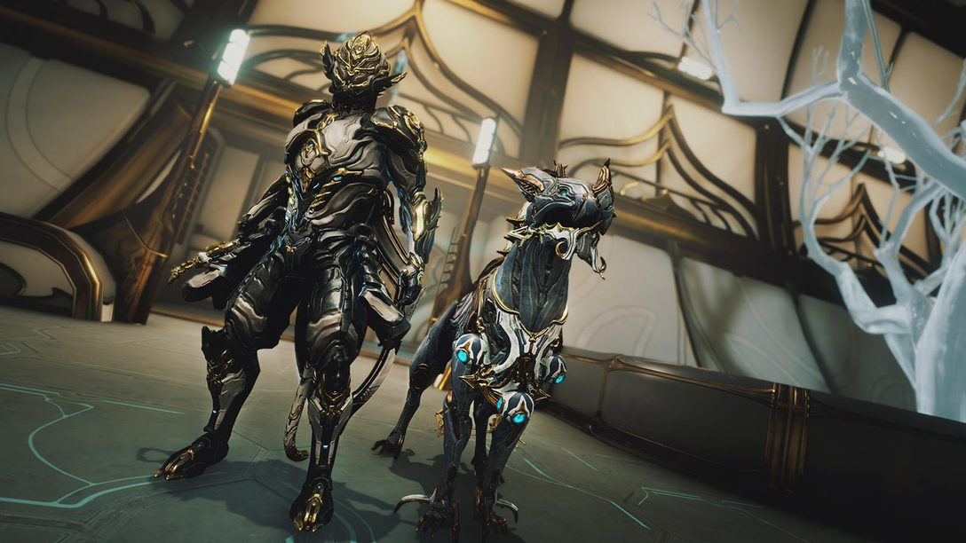Warframe's Empyrean Expansion Innovates Space Combat at TennoCon 2019