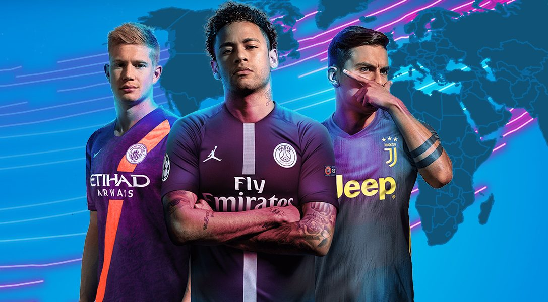 Compete in the FIFA 19 Cologne Cup to win a slice of a €27,000 prize pool