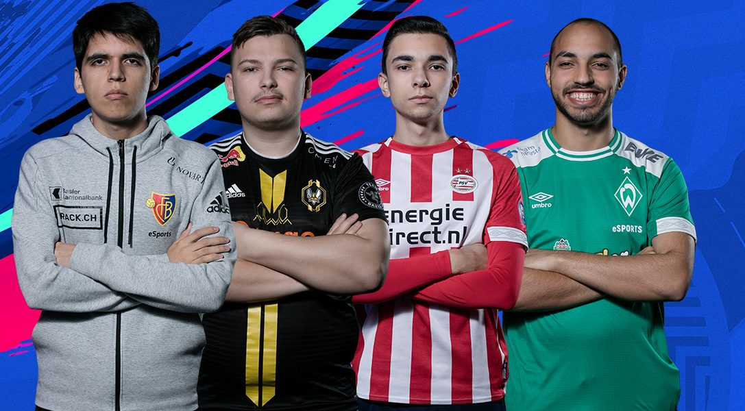Don't miss the FIFA Global Series PS4 Playoffs this weekend