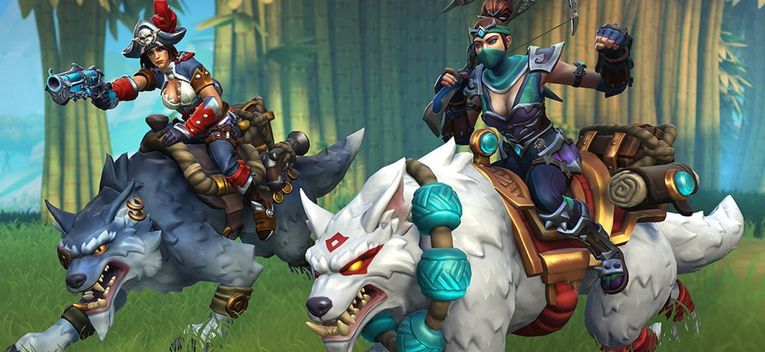 Realm Royale marks today's one year anniversary with game updates, giveaways
